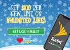 Discounts for Sprint Cell Phone Users